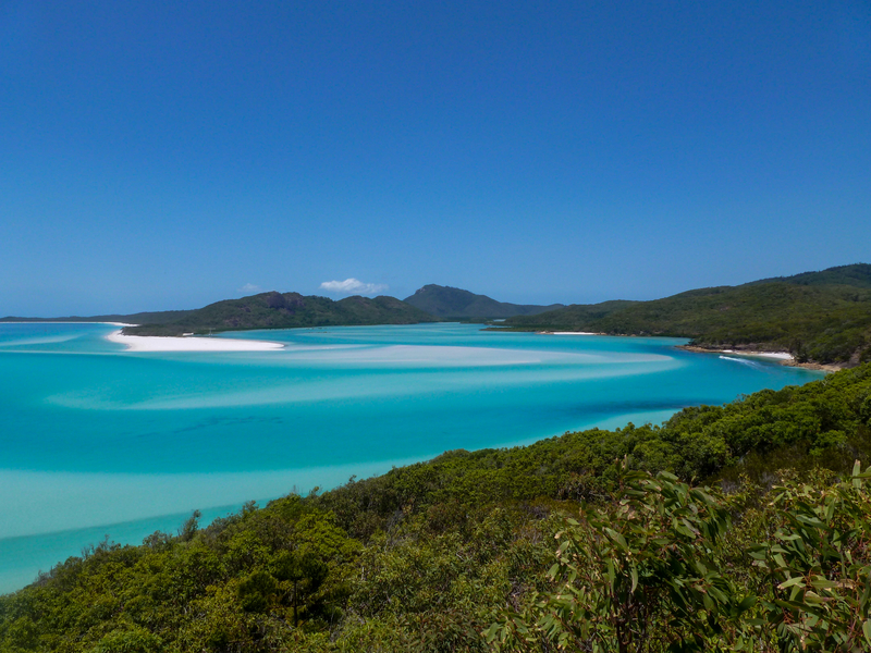 impression of the great barrier reef